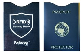 Picture of RFID Passport Defenders - Sleeve