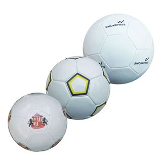Picture of Size 2, 3 and 4 Footballs
