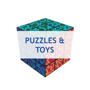 Picture for category Puzzle & Toys