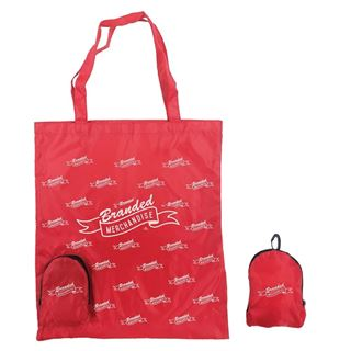 Picture of Pocket Pouch Foldable Shopper