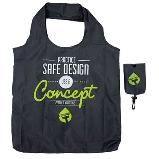 Picture of Round Handle Foldable Shopper
