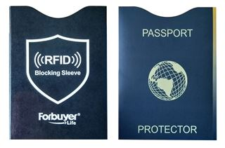 Picture of RFID Passport Defenders - Sleeve