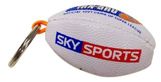 Picture of Rugby Ball Keyring