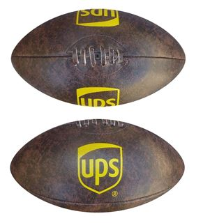 Picture of Vintage Rugby Balls